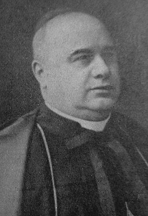 Camillo Caccia Dominioni - Image: Cardinal Caccia Dominioni