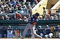 Carlos Peña batting for the Houston Astros in 2013 Spring Training.jpg