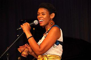 Carmen Souza Portuguese singer-songwriter