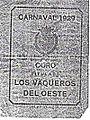 Carnaval de Malaga 1929 Coro Los Vaqueros del Oeste.jpg