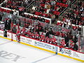 Carolina Hurricanes vs. New Jersey Devils - March 9, 2013 (8552381165).jpg