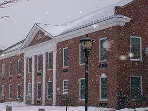 State University of New York at Potsdam - SUNY Potsdam's Carson Hall