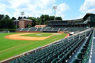 Boshamer Stadium Baseball stadium in North Carolina, U.S.A.