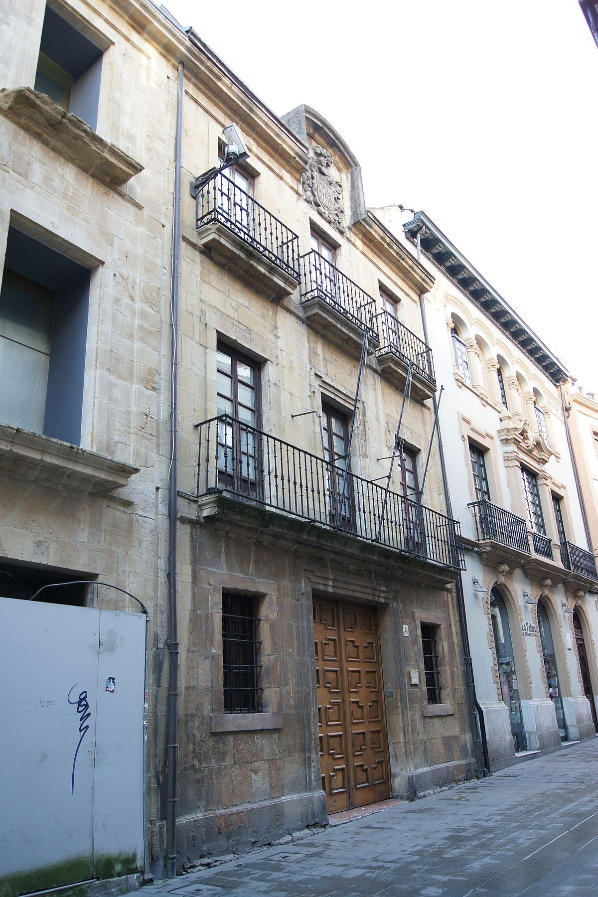 Casa de oviedo portal wikipedia la enciclopedia libre - Casa de asturias madrid ...