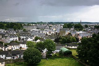 Cashel, County Tipperary Town in Munster, Ireland