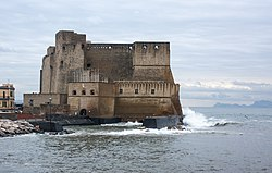 Castel dell'Ovo (Egg Castle) - Naples, Italy - panoramio.jpg