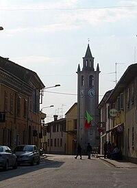 Castelgerundo - frazione Cavacurta - via Roma.jpg