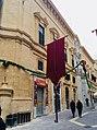 Castellania with Valletta 2018 Festa decorations 02.jpg