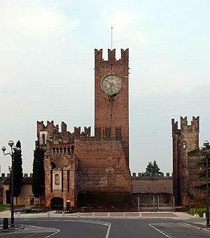Villafranca di Verona - Scaliger Castle