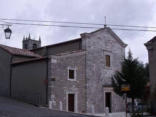 San Biagio in Campiglia d'Orcia