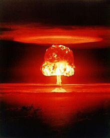 Essai nucléaire de Castle Romeo.