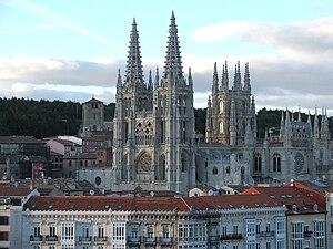 Burgos - Image: Catedral de Burgos II