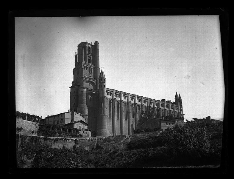 File:Cathédrale Sainte Cécile - MHNT PHa 912 TN03.jpg