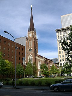 Catholic cathedral in Louisville, Kentucky