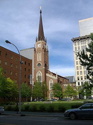 Cathedral of the Assumption (Louisville, Kentucky) - Image: Cathedral Assumption Louisville