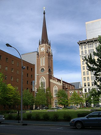 Roman Catholic Archdiocese of Louisville - Cathedral of the Assumption in Louisville