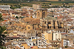 Cathedral Granada from Alhambra.jpg