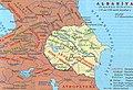 Caucasus Albania in 7-8 centuries Кавказская Албания в 7-8 веках.jpg
