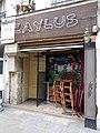 Caylus bar, 18 Rue des Halles, 75001 Paris 2012.jpg