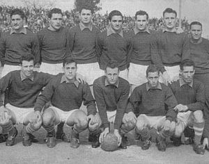 Central Córdoba de Rosario - The team that won the Primera B title in 1957.
