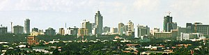 "Visayans - Present-day Cebu City, the ""Queen City of the South"", is the de facto economic center of Central Philippines"