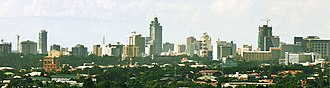 "Visayans - Present-day Cebu City, the ""Queen City of the South;"" Metro Cebu is the de facto economic center of Central Philippines"