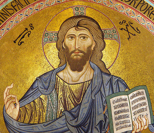 Cefalu Christus Pantokrator cropped