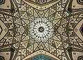 Ceiling of a shabestan in Fatima Masumeh Shrine, qom, iran, 3.jpg
