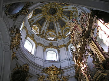 Central dome of St. Andrew's Church.JPG