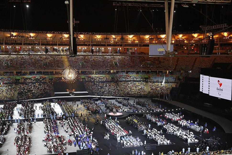 Cerimônia de encerramento dos Jogos Paralímpicos Rio 2016 (29740373276)