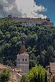 Cetatea Râșnovului Turnul cu ceas 01.jpg
