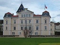 Le château d'Ombreval.