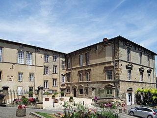 Roussillon, Isère Commune in Auvergne-Rhône-Alpes, France