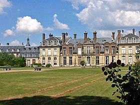 image illustrative de l'article Château de Thoiry