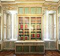 Château de Versailles, petit appartement de la reine, 1er étage, bibliothèque, élévation 3.jpg