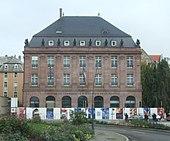 Metz wikipedia - Chambre de commerce auch ...