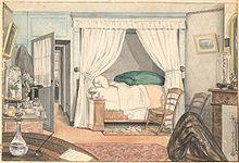 Alexandre okinczyc wikimonde for Chambre nuptiale
