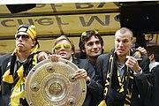 Championship celebration Borussia Dortmund 2011
