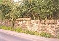 Change in wall type, Steanard Lane, Hopton - geograph.org.uk - 725914.jpg