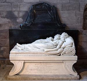 The Sleeping Children - Image: Chantreys Sleeping Children