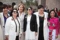 Charlene Fernandez, Mitzi Epstein, Kelli Butler, Jennifer Pawlik, Raquel Teran & Isela Blanc (46694802902).jpg