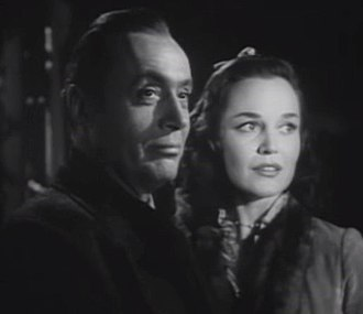 "Four Star Playhouse - L-R: Charles Boyer and Dorothy Hart in episode ""Second Dawn"" (1954)"