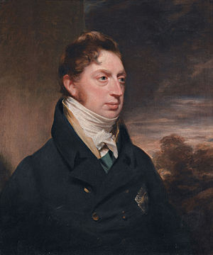 Charles Brudenell-Bruce, 1st Marquess of Ailesbury - Charles Brudenell-Bruce, 1st Marquess of Ailesbury (William Beechey)