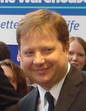 Charles Dunstone - Dunstone pictured in 2005.