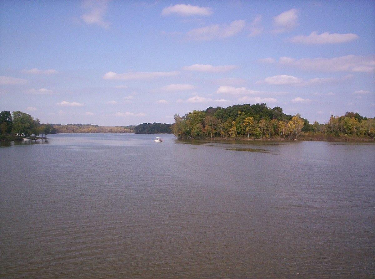 Charles mill lake wikipedia for Lake charles fishing