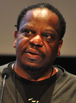 Charles Mudede - Charles Mudede in 2016