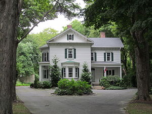 National Register of Historic Places listings in Taunton, Massachusetts - Image: Charles R. Atwood House, Taunton MA