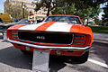 Chevrolet Camaro 1969 RS 327 LGrill LakeMirrorClassic 17Oct09 (14577517576).jpg