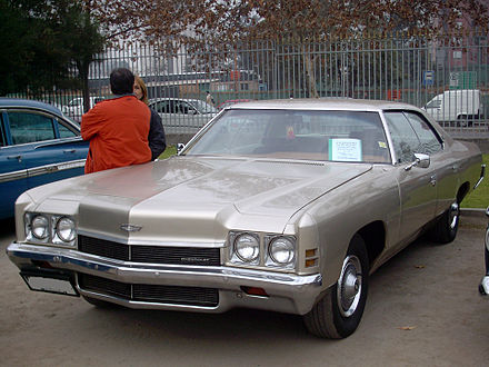 Chevrolet Impala (fifth generation) - Wikiwand