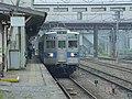 Chichibu 5000 series set 5002 Yorii Station 20030826.jpg